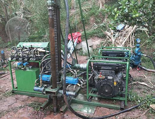 水井钻机打水井